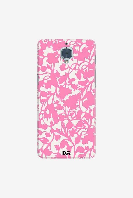 DailyObjects Earth Pink Case Cover For OnePlus 3T