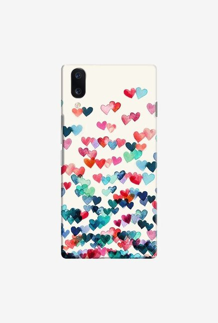 DailyObjects Heart Connections Case Cover For Vivo V11 Pro