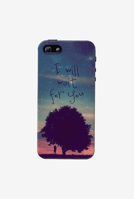 DailyObjects I Will Wait For You Case For iPhone 5/5S