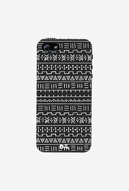 DailyObjects African Minimal B And W Case Cover For iPhone 5/5S