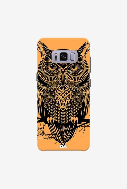 DailyObjects Warrior Owl Case For Samsung Galaxy S8 Plus
