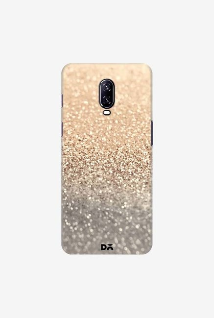 DailyObjects Gatsby Gold Case Cover For OnePlus 6T