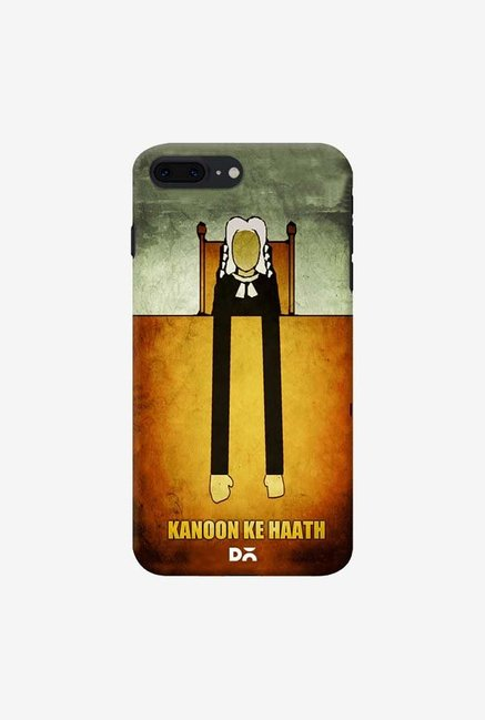 DailyObjects Kanoon Ke Haath Case For iPhone 7 Plus