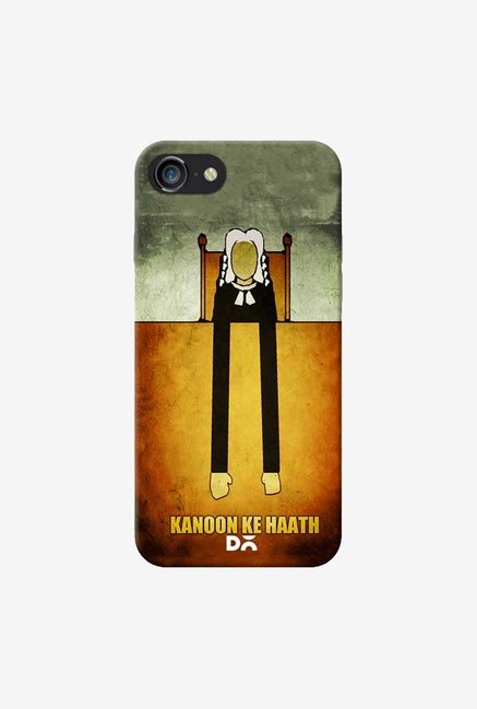DailyObjects Kanoon Ke Haath Case For iPhone 7