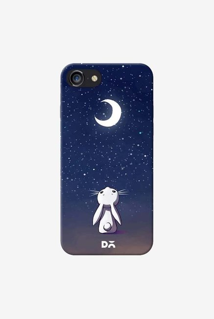 DailyObjects Moon Bunny Case For iPhone 7