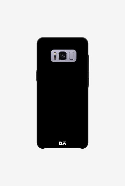 DailyObjects Jet Black Case For Samsung Galaxy S8
