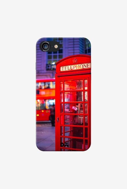 DailyObjects Telephone Box Case For iPhone 7