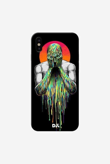 DailyObjects Hide Case Cover For iPhone XS