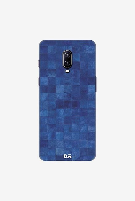 DailyObjects Inked Blue Case Cover For OnePlus 6T