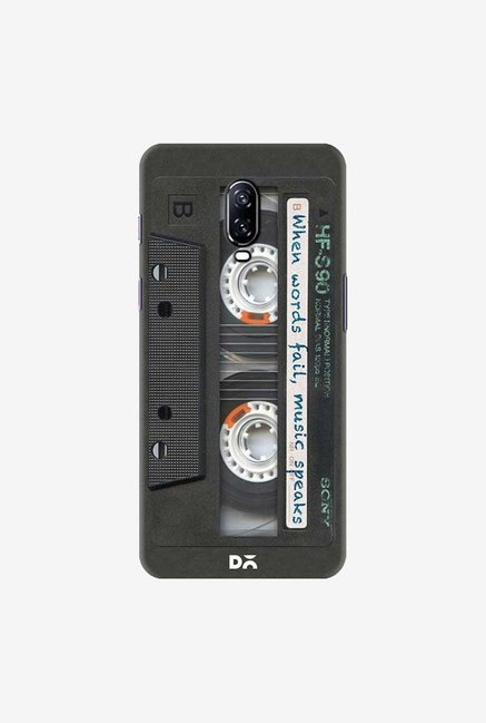 DailyObjects Sony Cassette Case Cover For OnePlus 6T