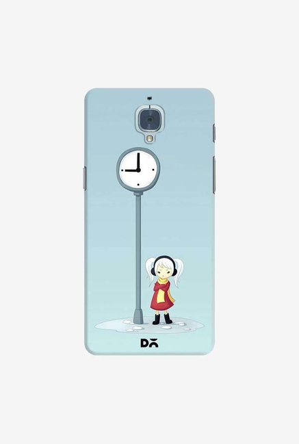 DailyObjects Always Late Case For OnePlus 3T