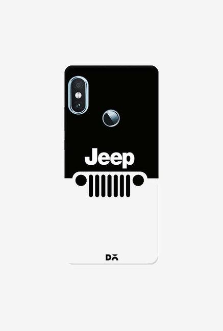 DailyObjects 4x4 Fun Case Cover For Xiaomi Redmi Y2