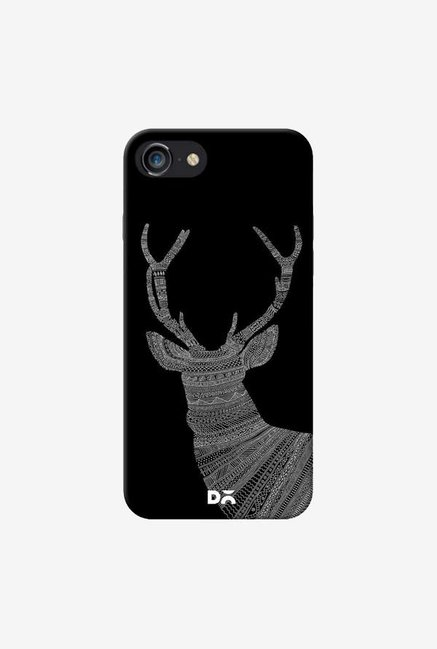 DailyObjects Aztec Dark Stag Case For iPhone 7