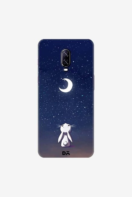 DailyObjects Moon Bunny Case Cover For OnePlus 6T