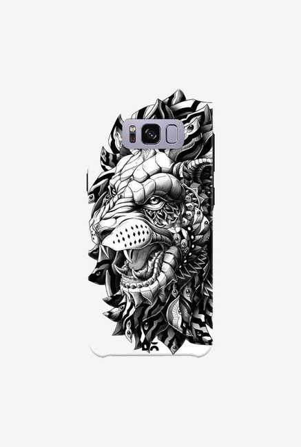DailyObjects Ornate Lion Case For Samsung Galaxy S8 Plus