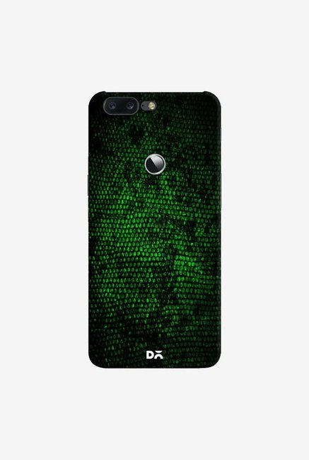 DailyObjects Reptile Skin Case Cover For OnePlus 5T