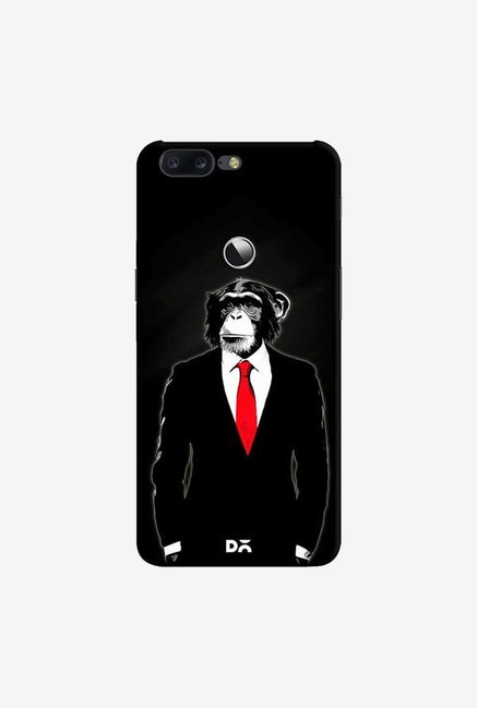 DailyObjects Domesticated Monkey Case Cover For OnePlus 5T