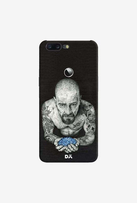 DailyObjects Heisenberg Inked Case Cover For OnePlus 5T