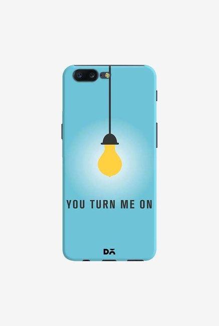 DailyObjects You Turn Me On Case Cover For OnePlus 5