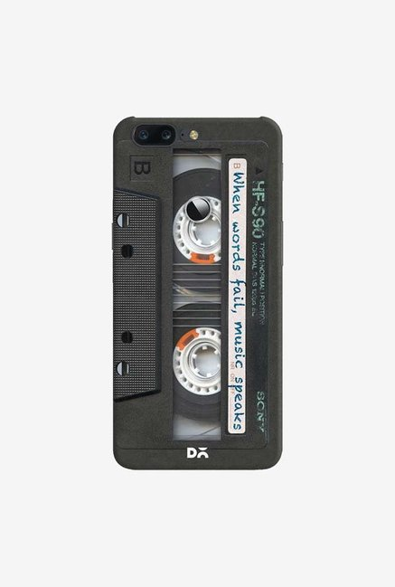 DailyObjects Sony Cassette Case Cover For OnePlus 5T