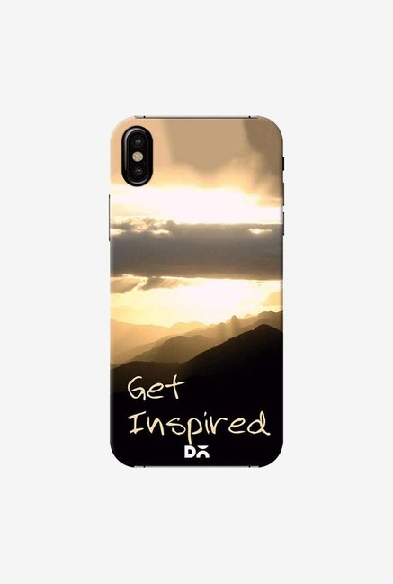 DailyObjects Get Inspired Case Cover For iPhone XS