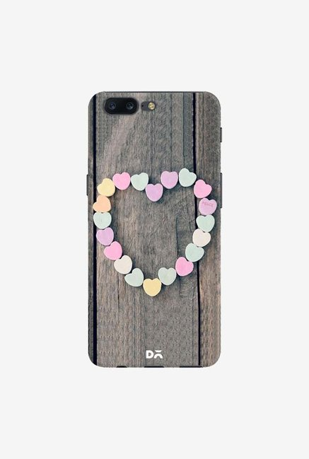 DailyObjects Peace Case Cover For OnePlus 5