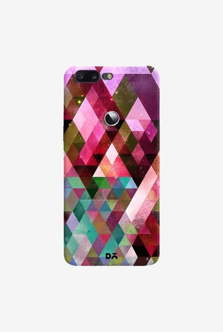 DailyObjects Myshmysh Case Cover For OnePlus 5T