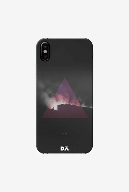 DailyObjects Etna Shadow Case Cover For iPhone XS