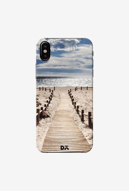 DailyObjects Beach Case Cover For iPhone XS