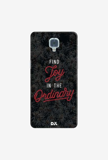 DailyObjects Finding Joy Red Case Cover For OnePlus 3T