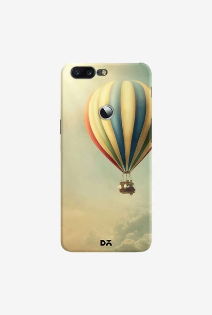 DailyObjects Up in the Retro Sky Case Cover For OnePlus 5T