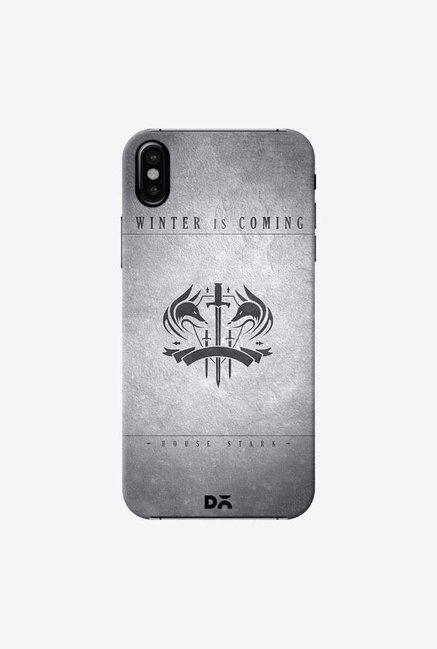 DailyObjects House Stark Case Cover For iPhone XS