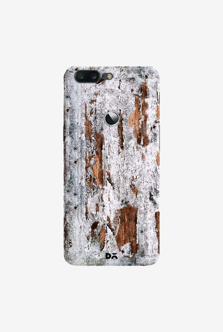DailyObjects Naufragio Wood Case Cover For OnePlus 5T