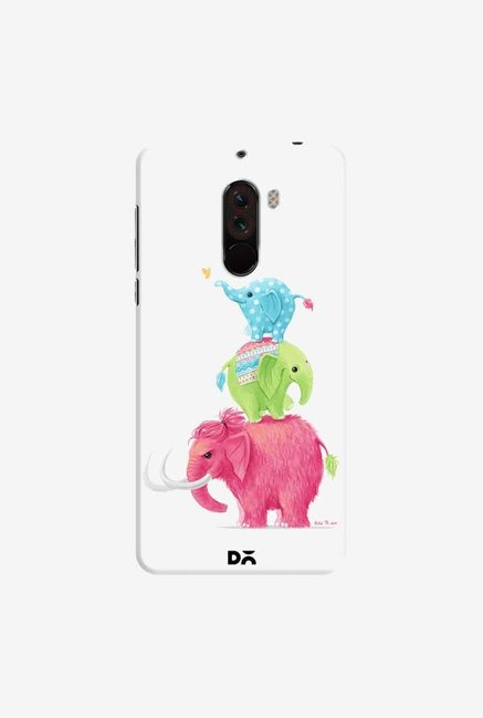 DailyObjects Candy Elephants Case Cover For Xiaomi Poco F1