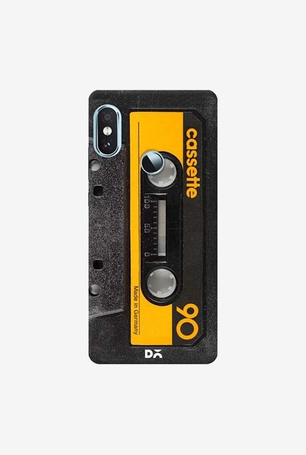 DailyObjects Cassette Yellow Case Cover For Xiaomi Redmi Y2