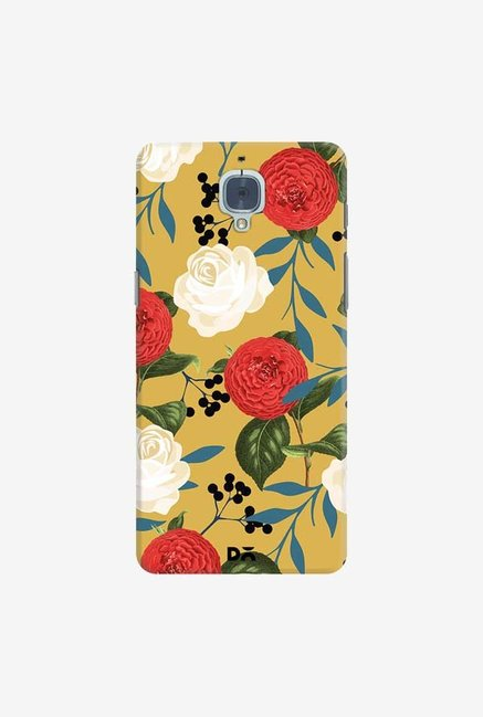 DailyObjects Floral Obsession Case Cover For OnePlus 3T