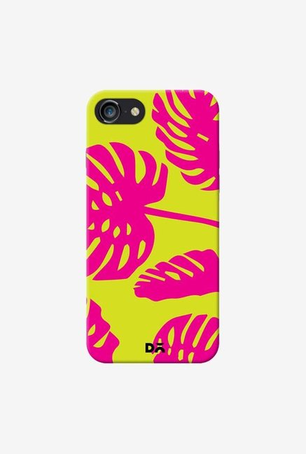 DailyObjects Palms Bright Pink Case For iPhone 7