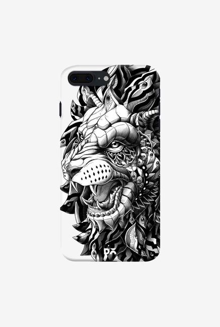 DailyObjects Ornate Lion Case For iPhone 7 Plus