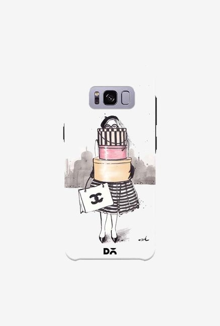 DailyObjects Shopping Junkie Case For Samsung Galaxy S8