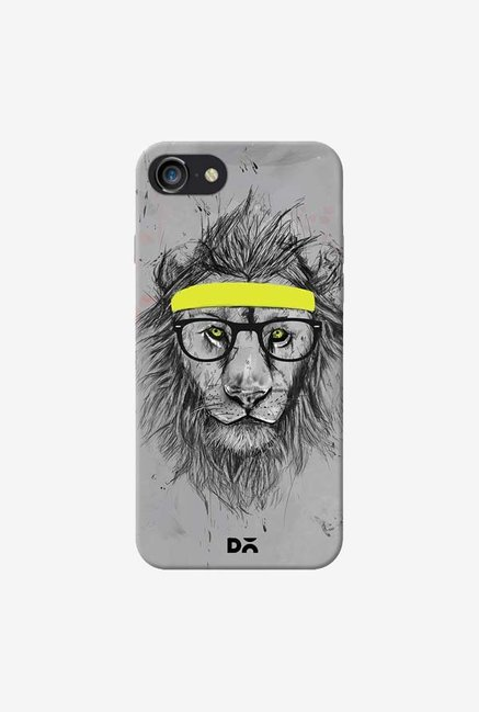 DailyObjects Hipster Lion Case For iPhone 7