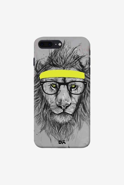 DailyObjects Hipster Lion Case For iPhone 7 Plus