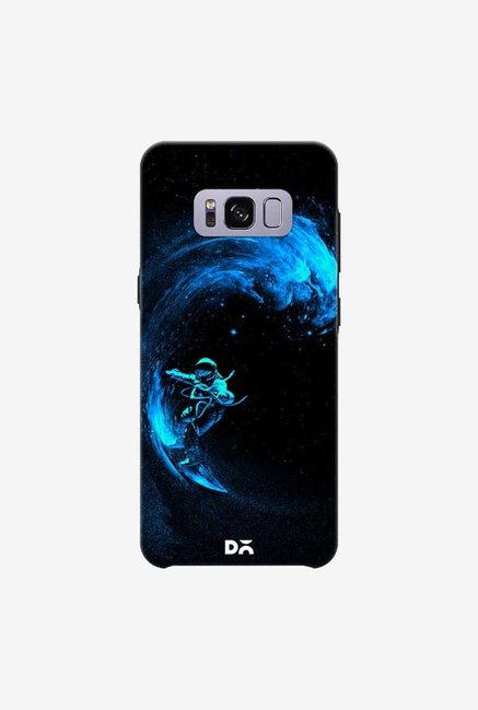 DailyObjects Space Surfing Blue Case For Samsung Galaxy S8
