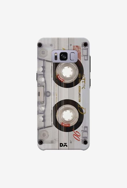 DailyObjects Transparent Cassette Case For Samsung Galaxy S8