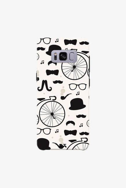 DailyObjects Hipster Icons Case For Samsung Galaxy S8 Plus