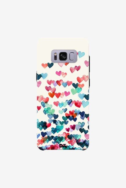 DailyObjects Heart Connections Case For Samsung Galaxy S8 Plus