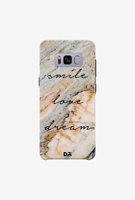 DailyObjects Smile Love Dream Case For Samsung Galaxy S8