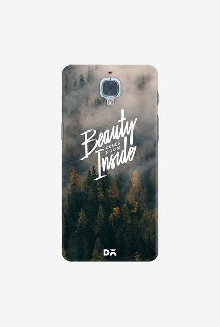 DailyObjects Beauty Comes From Inside Case For OnePlus 3T