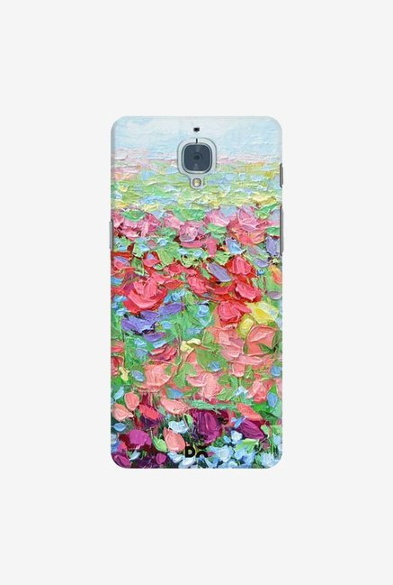 DailyObjects Blue Bonnet Highland Case For OnePlus 3T