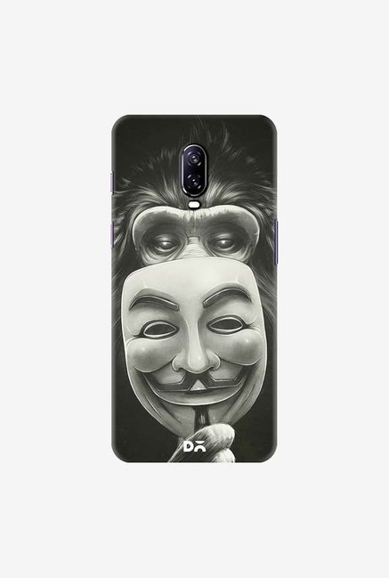 DailyObjects Anonymous Monkey Case Cover For OnePlus 6T
