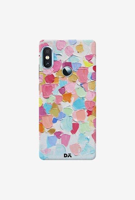 DailyObjects Amoebic Confetti Case Cover For Xiaomi Redmi Y2
